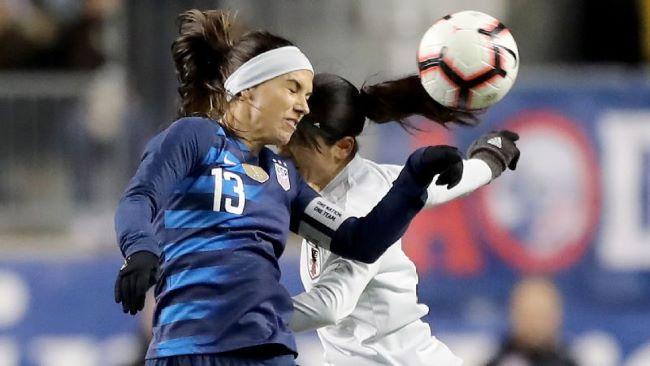 US v. Japan  Image Credit - Elsa/Getty Images