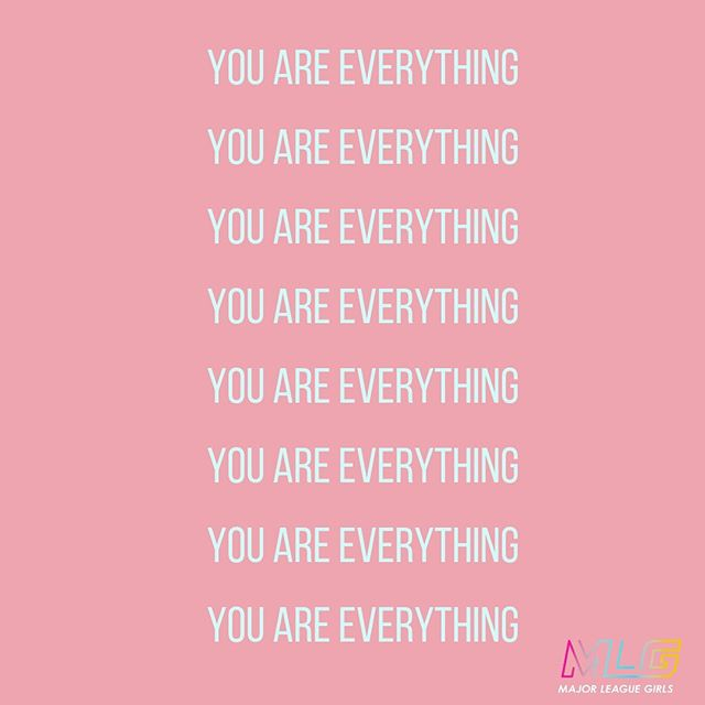Value who you are - don't think you're not enough . . . .  #TheFutureofSportsisGirls . . . #womeninsport #athlete #equality #motivation #empower #strong #history #girlssports #hockey #golf #gymnastics #trackandfield #wrestling #soccer #softball #volleyball #basketball #lacrosse #rollerderby #cheerleading #playlikeagirl #strongisthenewpretty #surf #empowergirls #content #storytelling #pr #marketing