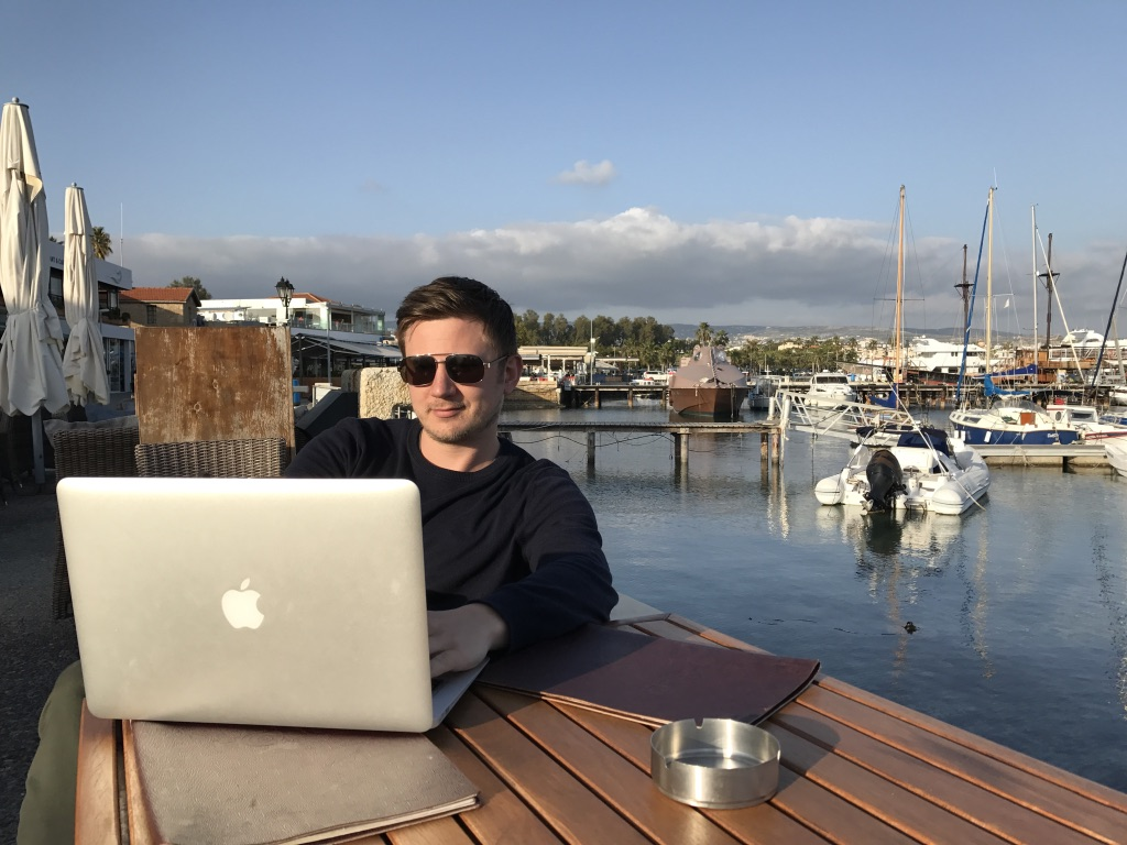 #WorkFromAnywhere - Now I travel around the world helping ambitious startups achieve high growth.