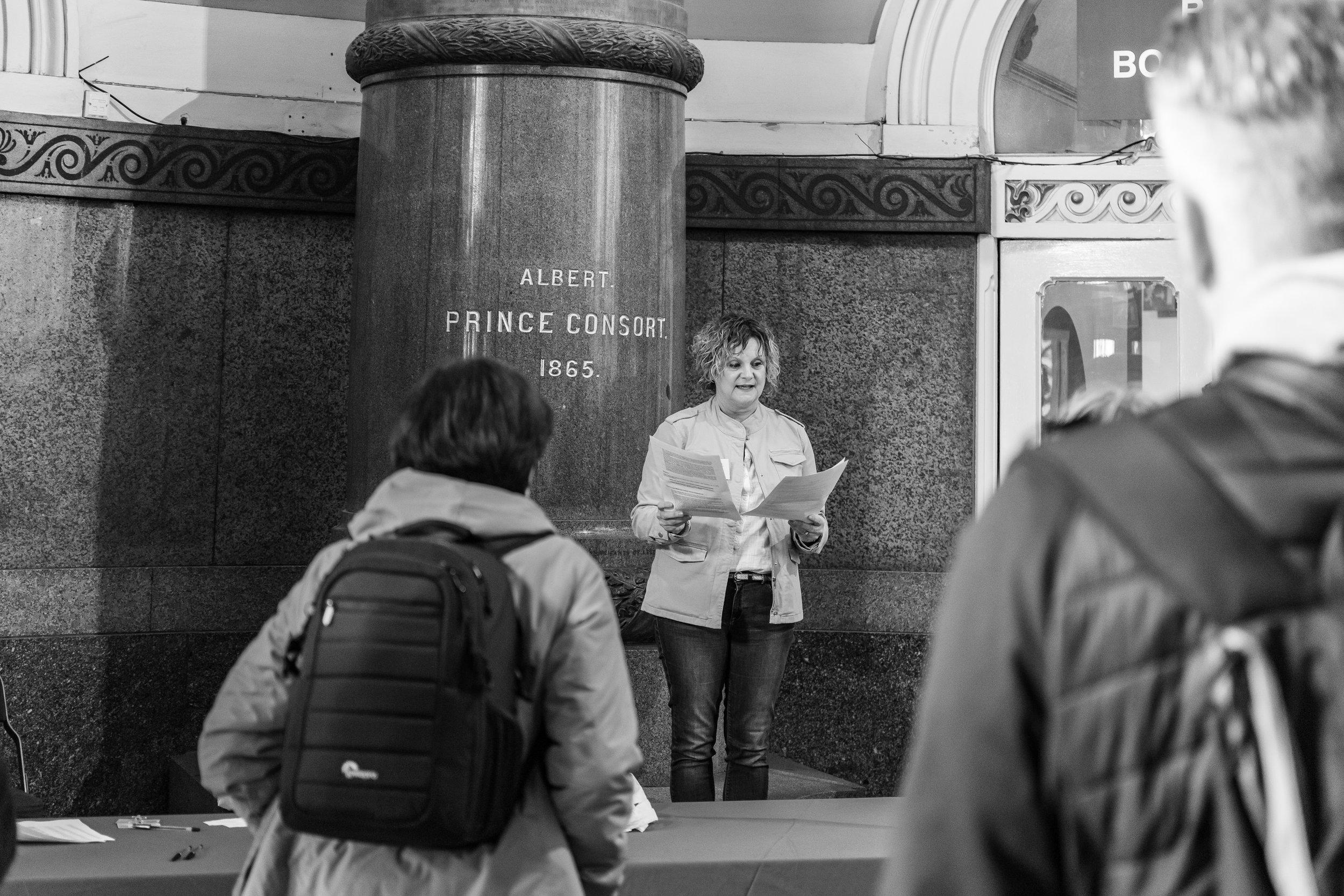 Instagram Meeting - Town Hall, Leeds