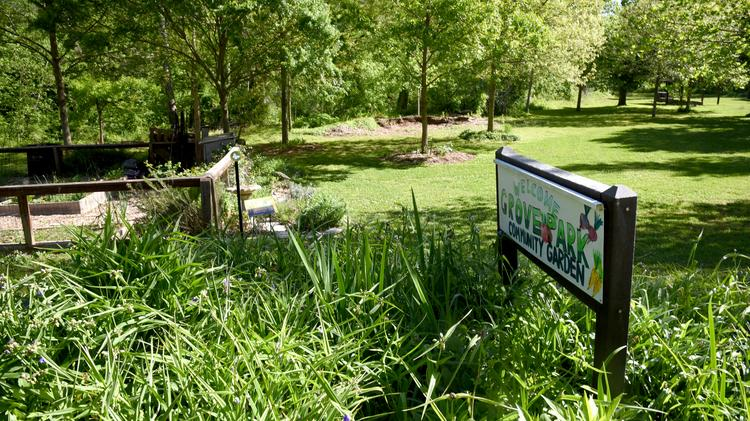 Grove Park Community Garden