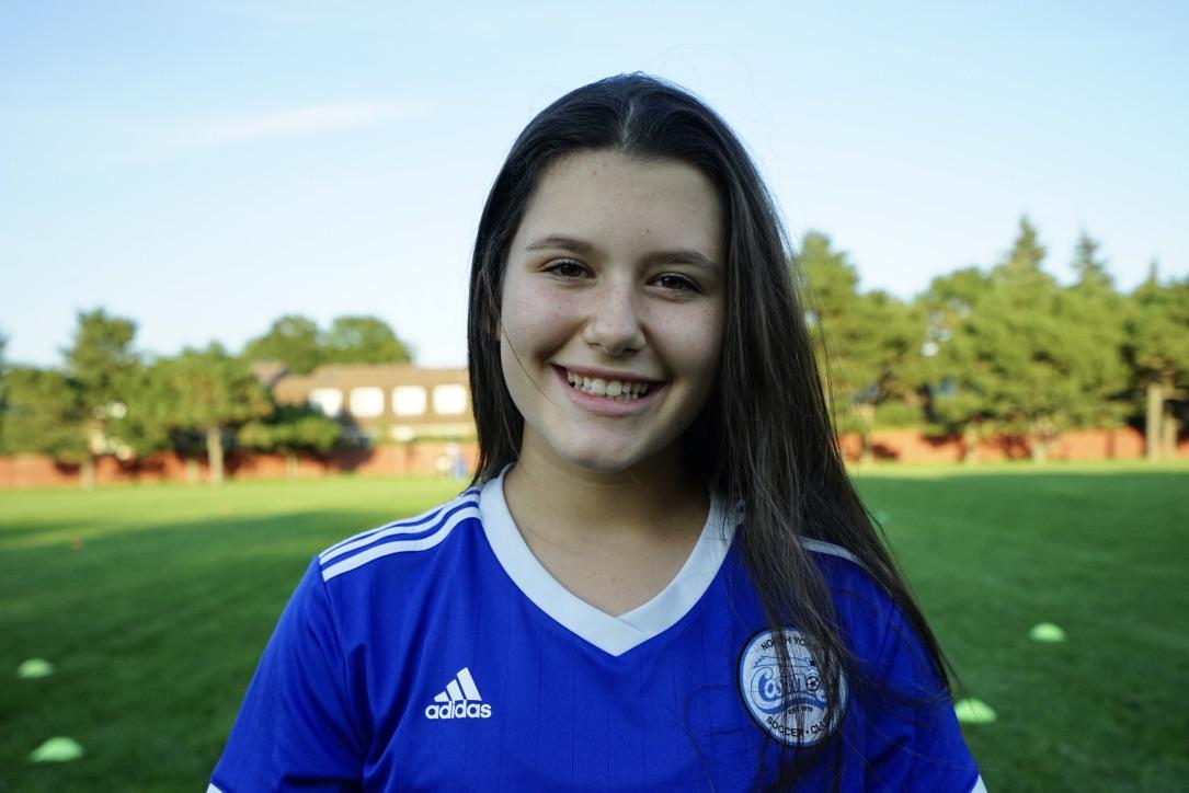 #6 | Alexia GargiuloMidfielder - 2021 -