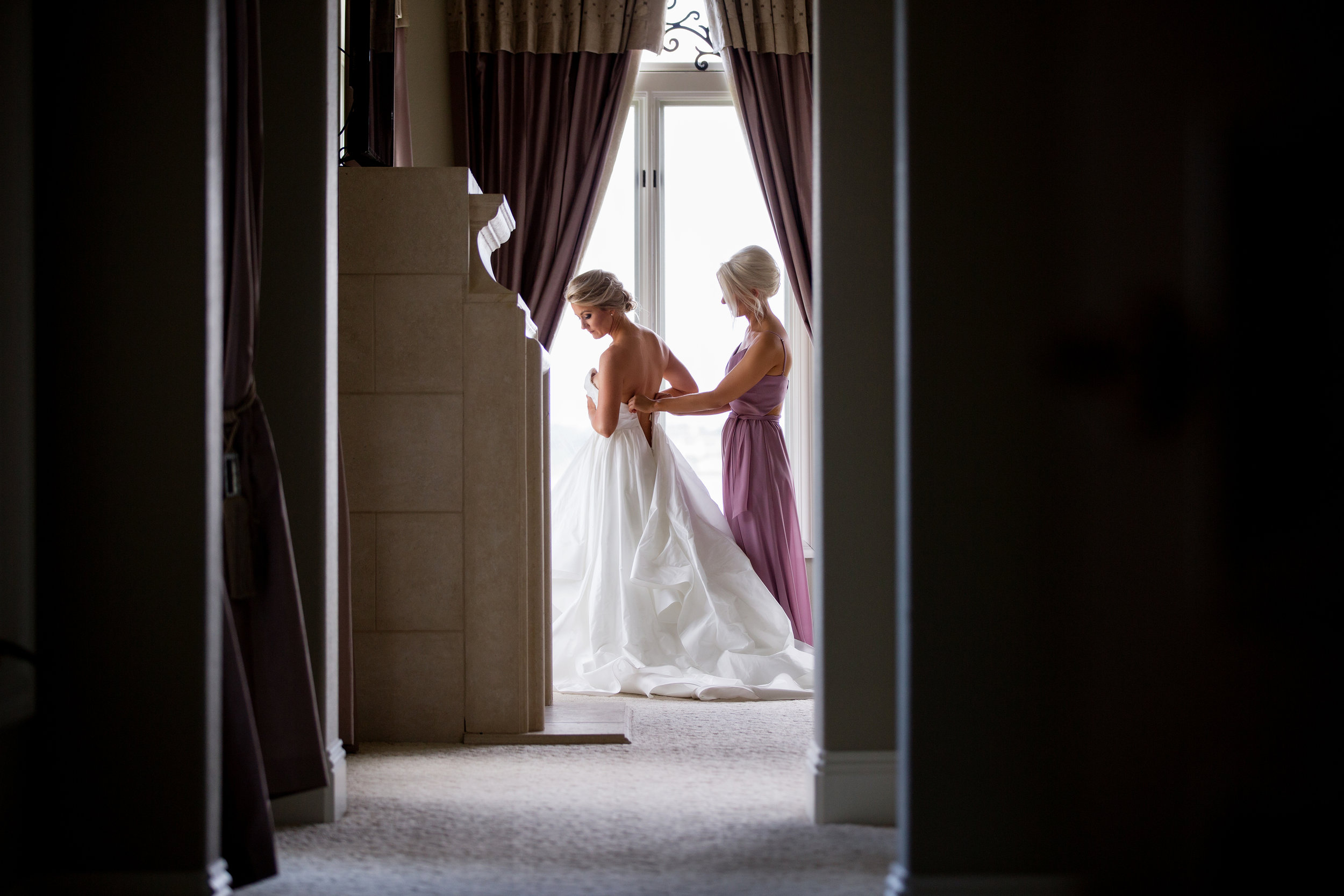 Orlando Wedding Photography Romantic Modern Bride Photographer