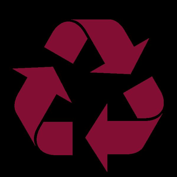 Recycling Icon.    hard drive destruction  technology recycling  document shredding  security  privacy  data  info  information  OKC  Oklahoma City  trust