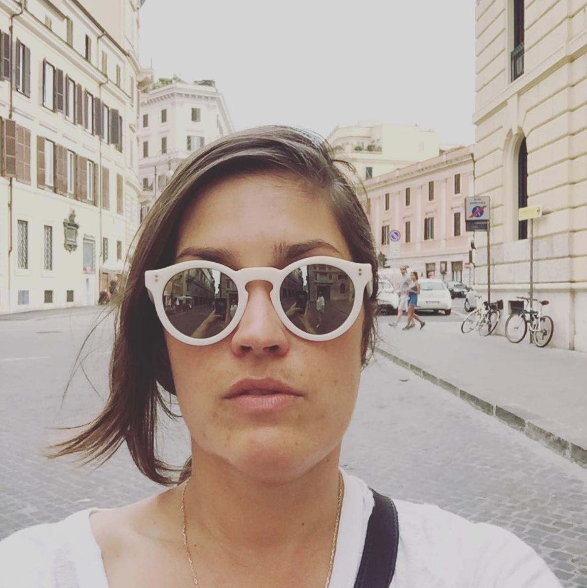 """Italians like to say,  """"Roma è il centro del mondo"""" or Rome is the center of the world.  I get it."""