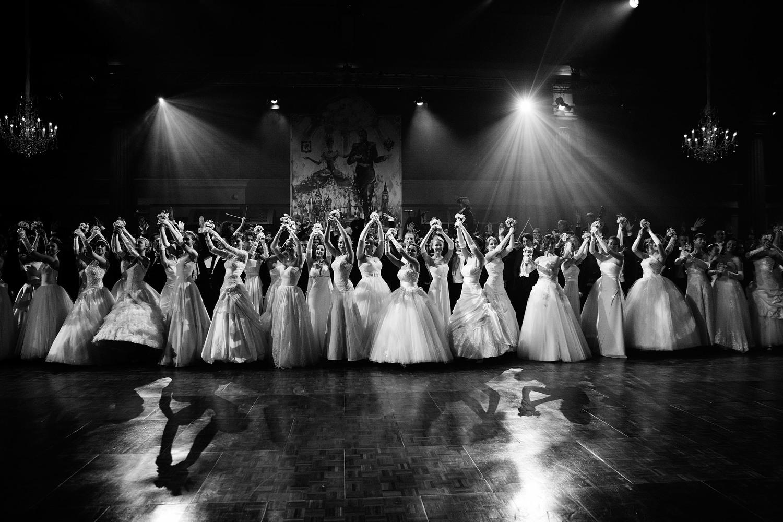 Russian Debutantes Ball photography by Matthew Lloyd