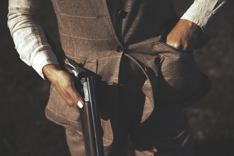 Heritage 20-bore shotgun (aka 20-gauge), manufactured by Browning