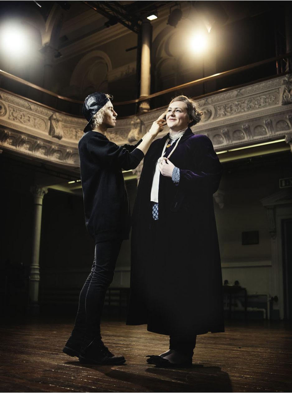Drama and theatre