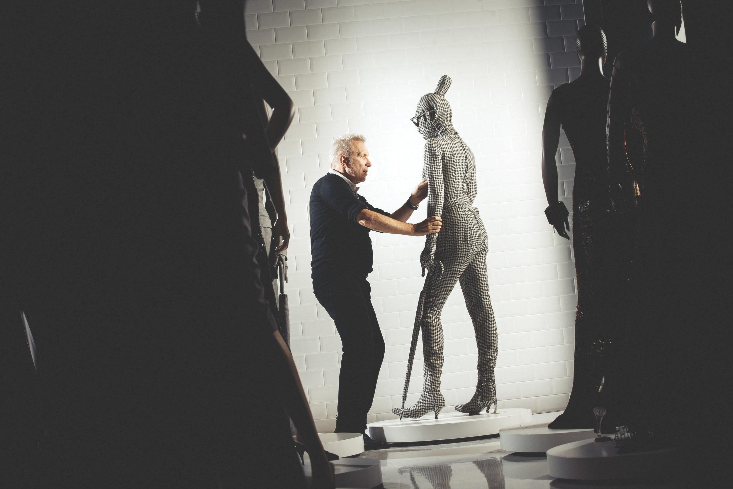 Jean-Paul Gaultier, The Barbican, London