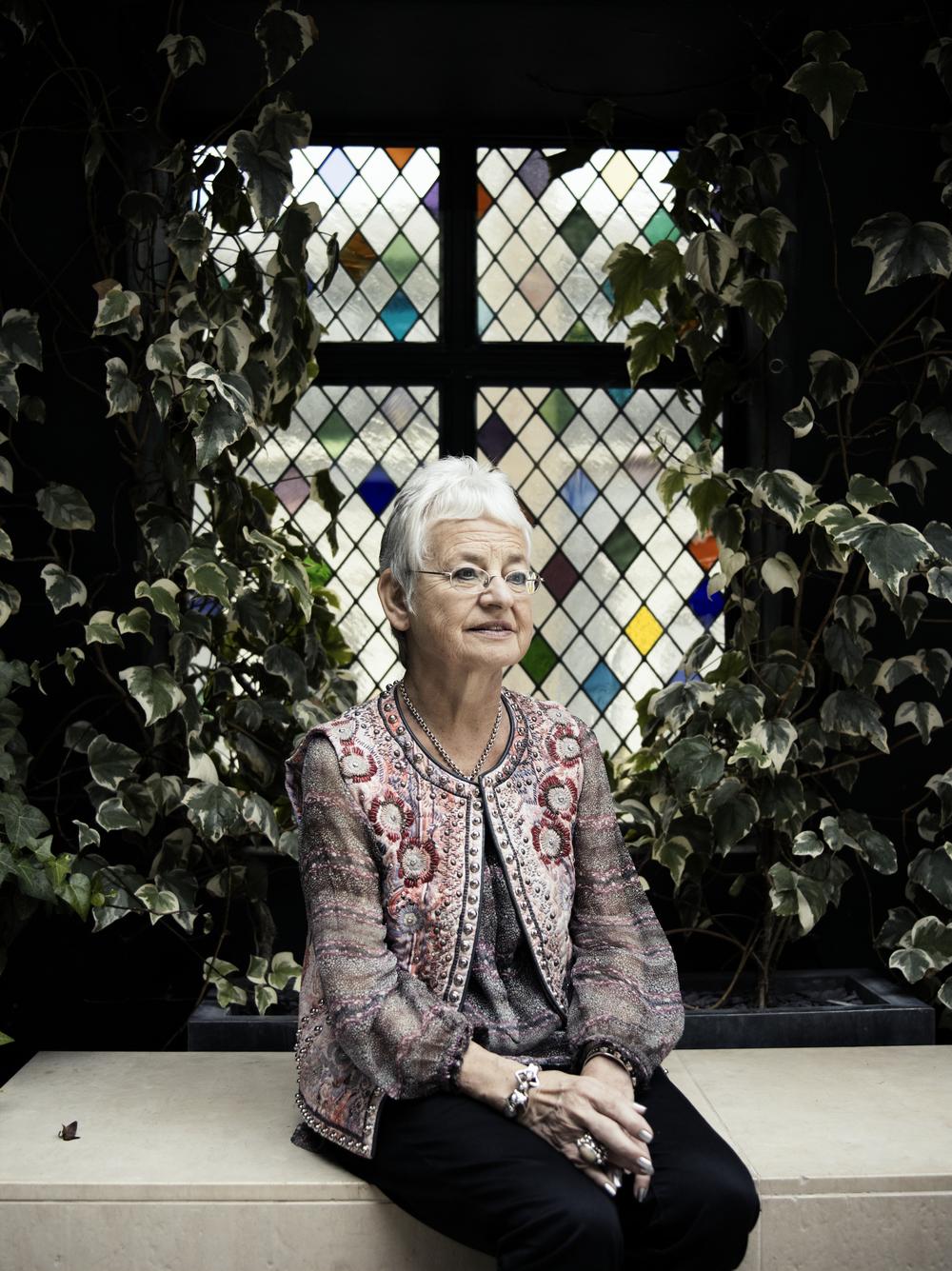 Jacqueline Wilson, Covent Garden