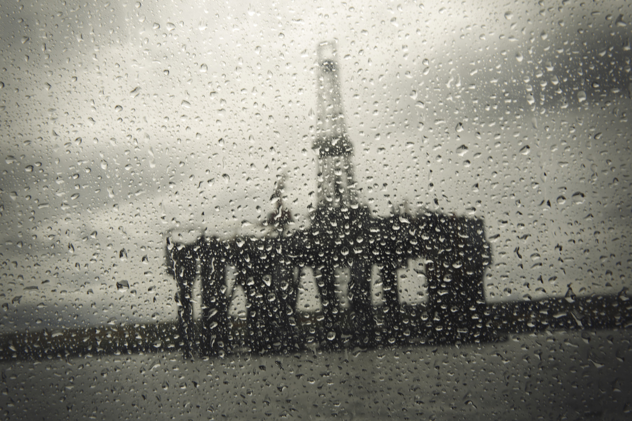 Where To Park Your Unloved Oil Rig - Firth of Cromarty, scotland