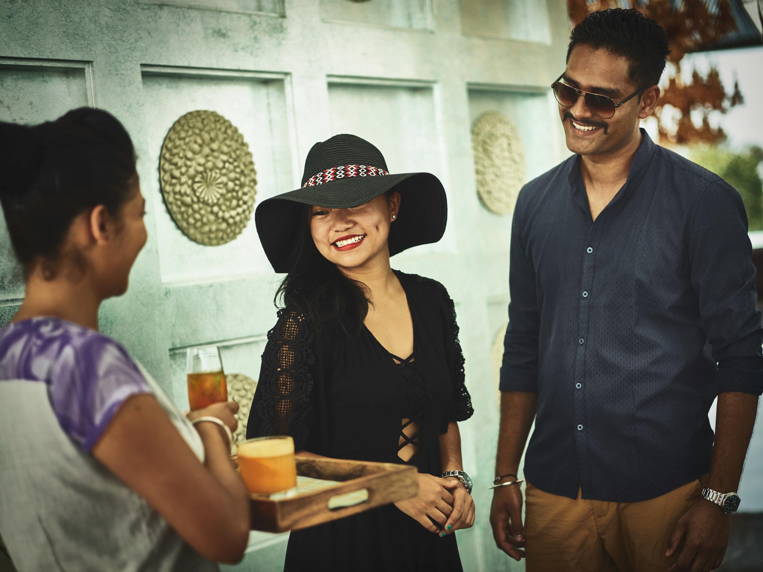 W Hotels Goa lifestyle shoot