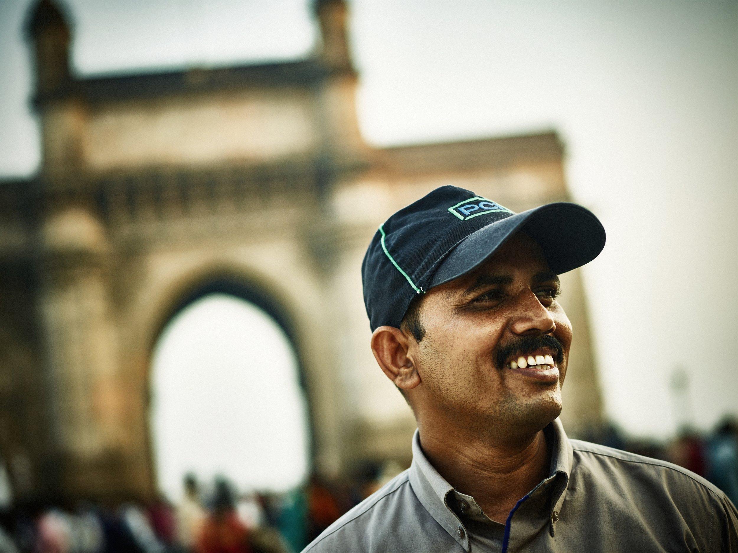 Rentokil India Annual Report Photo Shoot by Matthew Lloyd