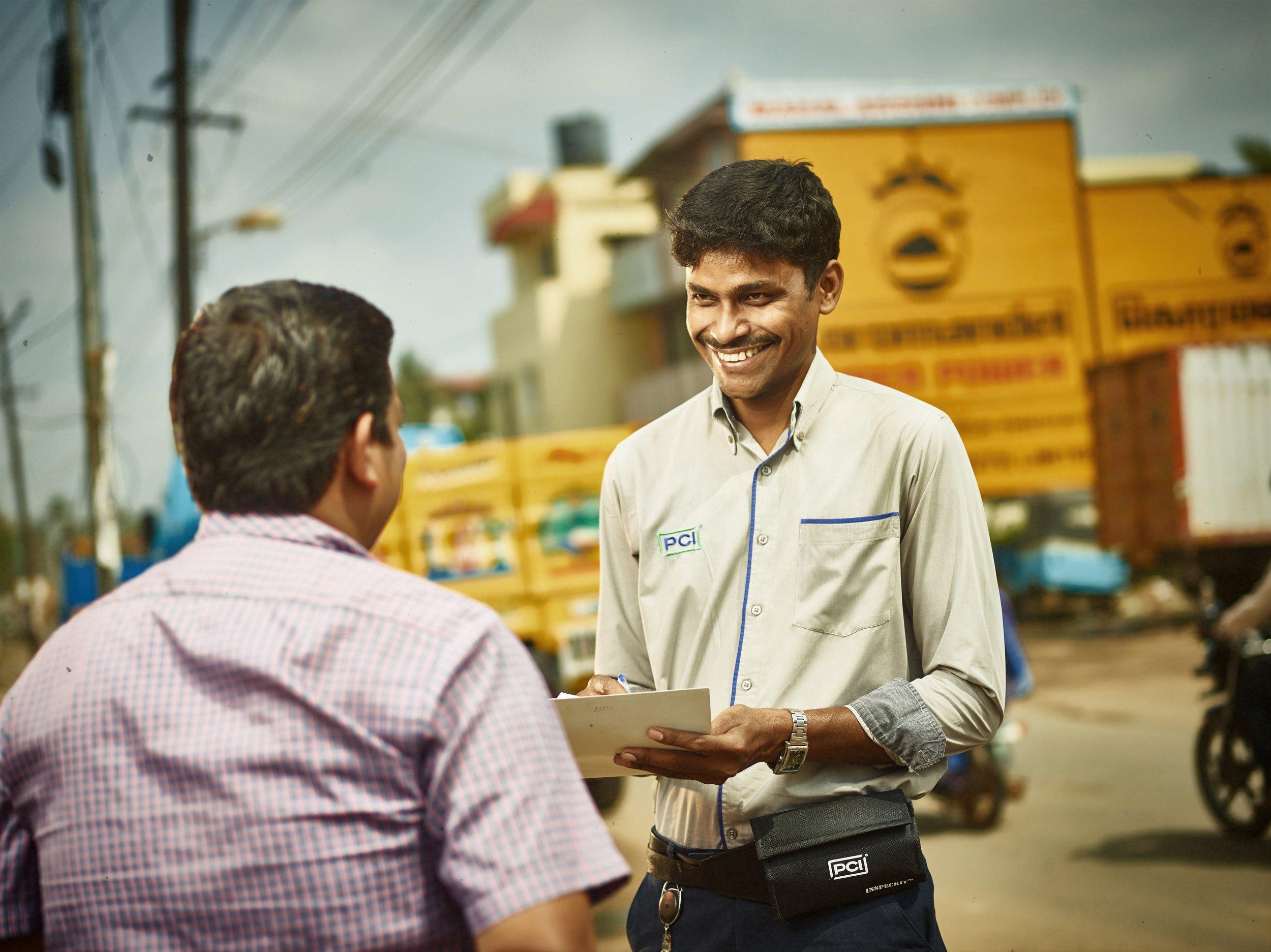 Rentokil India Portraits - Workplace Photography
