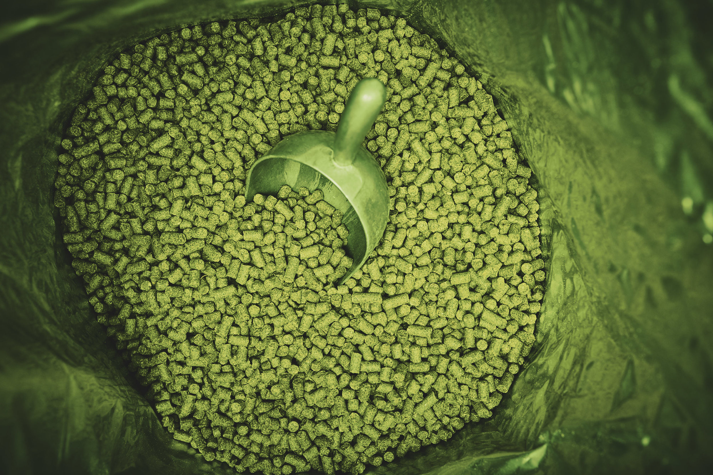 drinks and alcohol liquid lifestyle product shot of hops in a sack for beer brand Brewdog and still life photographer by award winning matthew lloyd yorkshire london5141.jpg