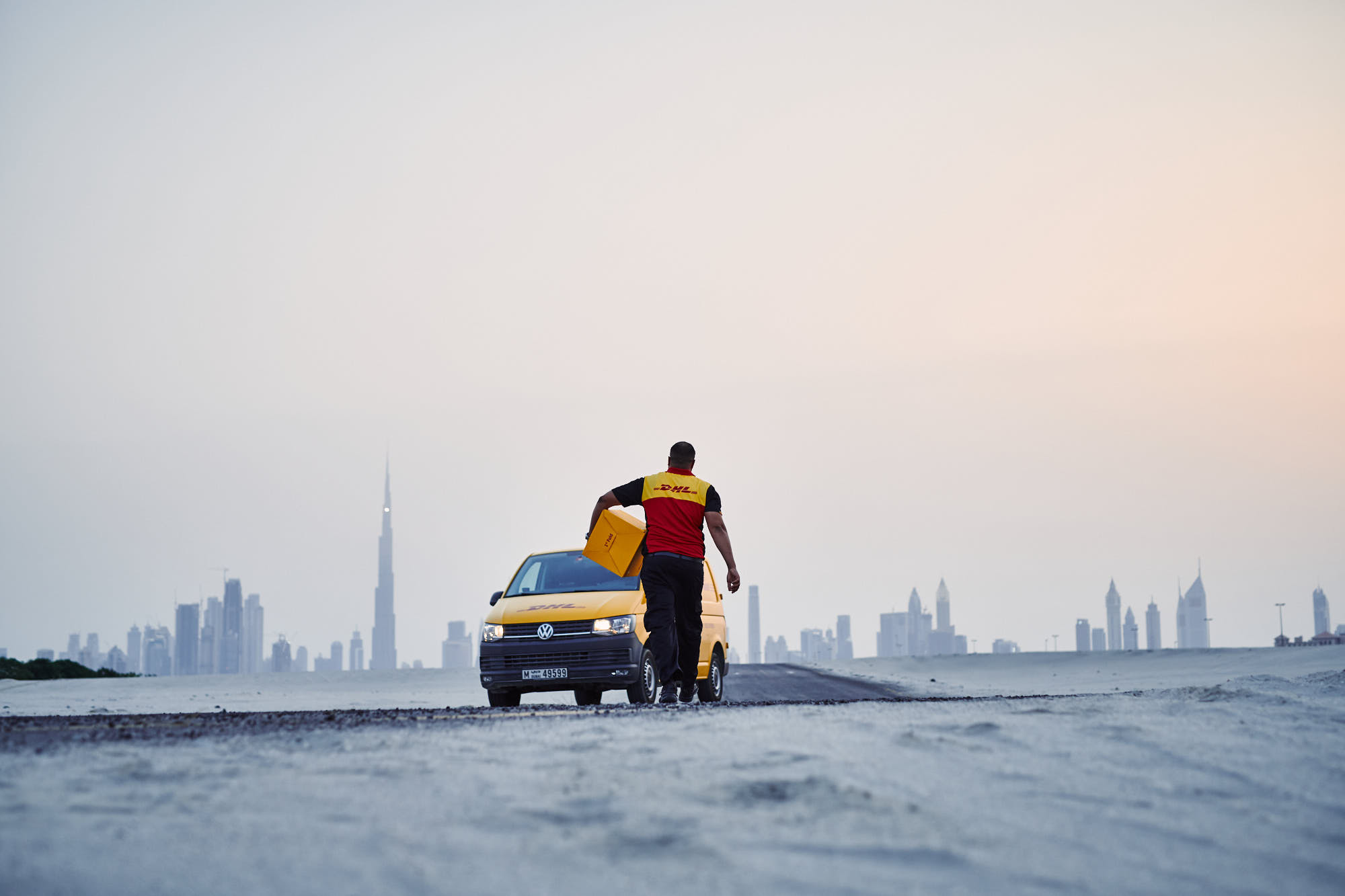 global campaign advertising photography shot in a cinematic reportage style for DHL by yorkshire and london award winning photographer matthewlloyd 4924.JPG