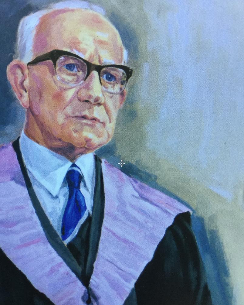 JW Darbyshire: 1943 - 1968