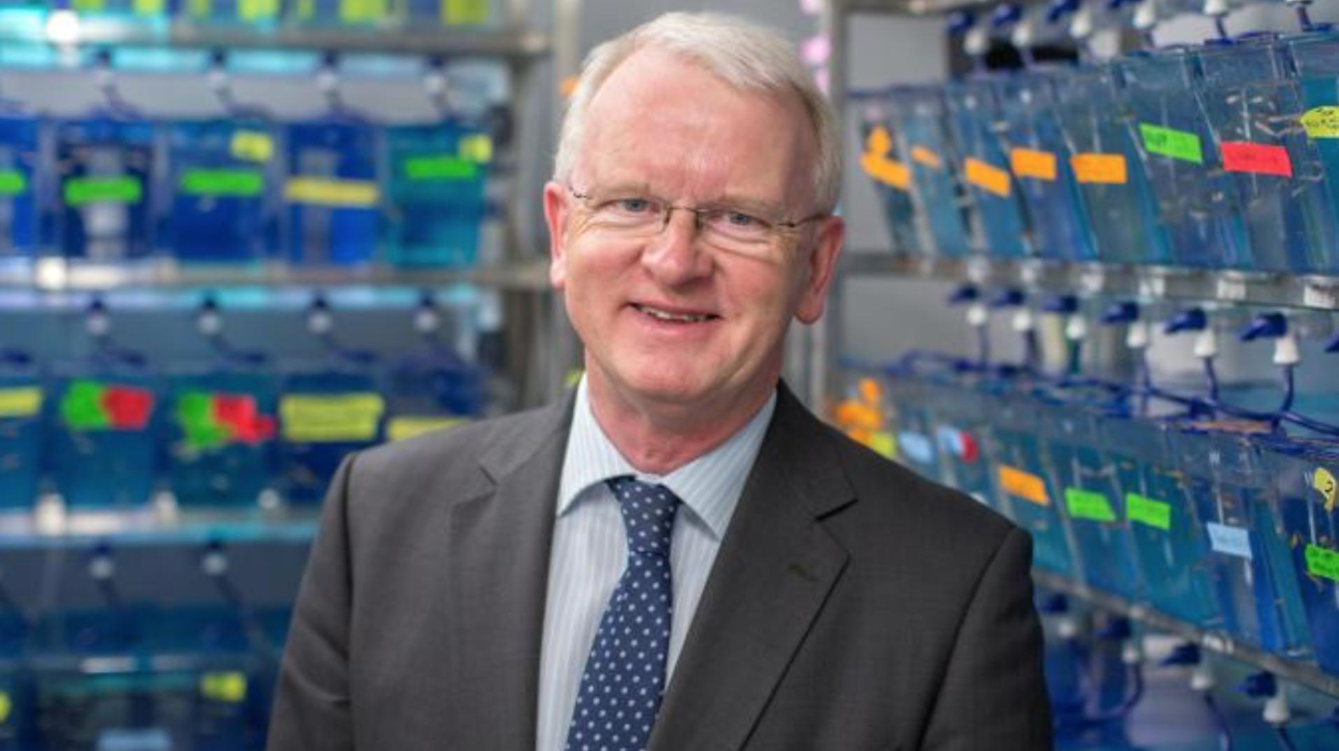 Prof. James Stirling