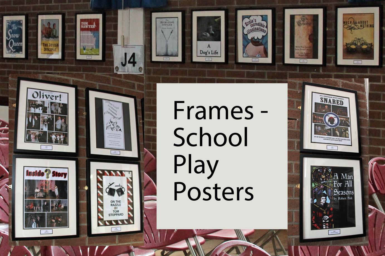 School Play Framed Photographs.