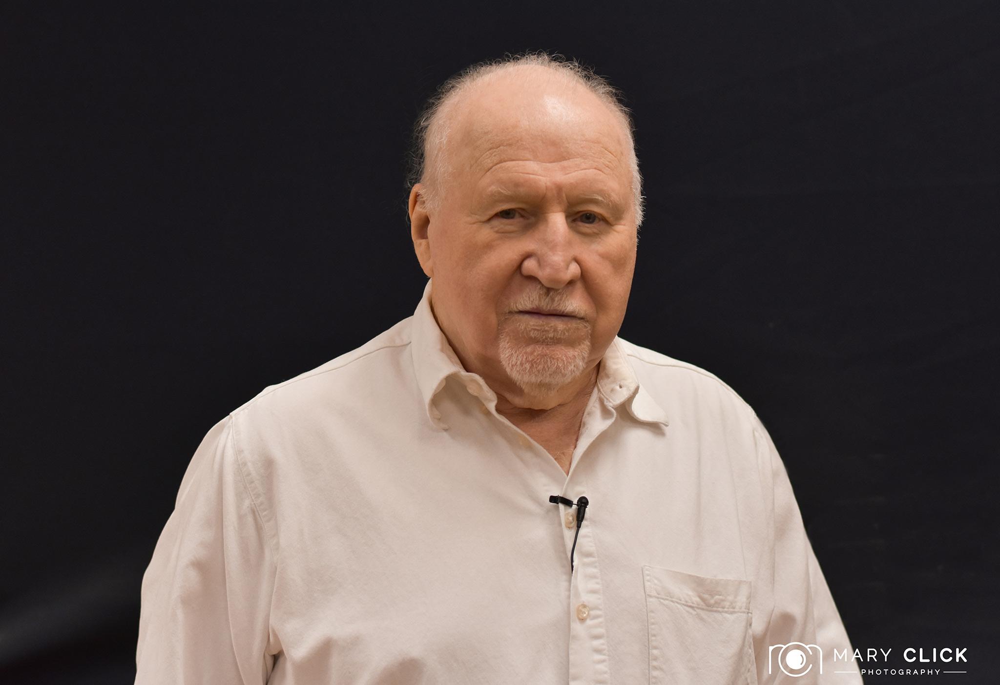 Ian Kirby, Master Woodworker