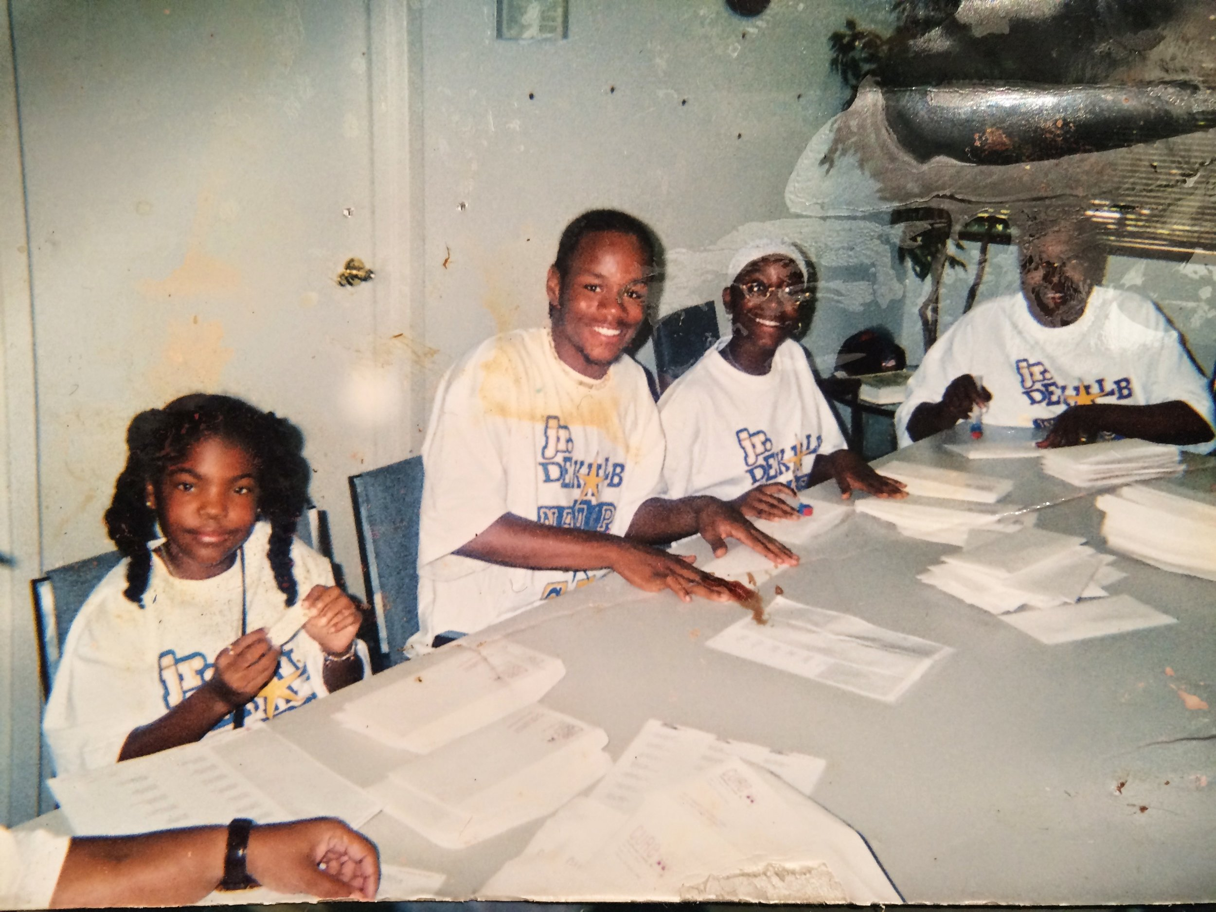 2000 - Jr. Dekalb NAACP