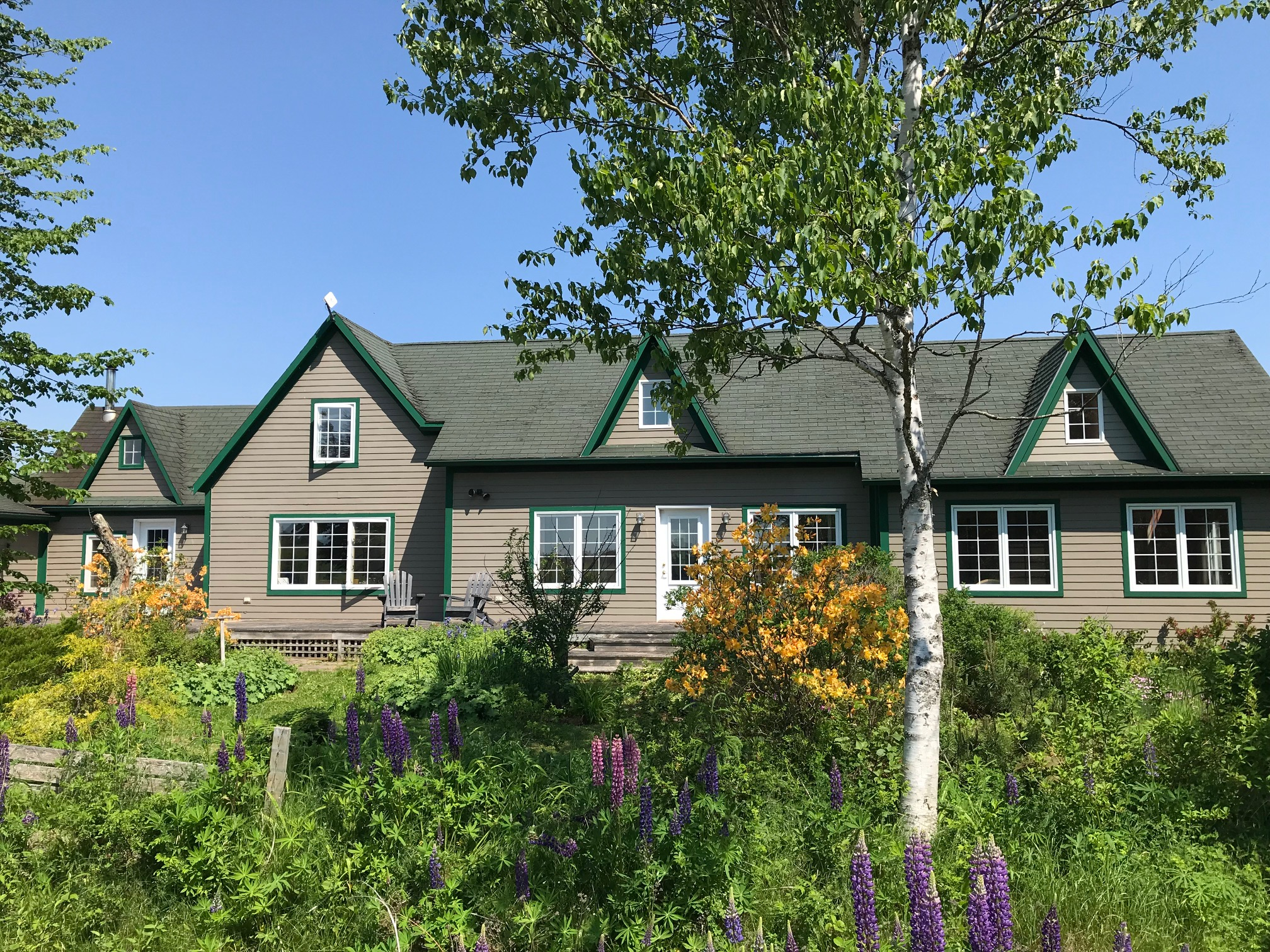 Schedule    9:30     Arrive and settle. Enjoy a coffee and tour the gardens.  10:00    Writing practise: craft and voice  12:15    Healthy vegetarian feast  1:00     Writing practise: diving deep  4:00     Wrap up    The Hideout  is located in scenic North Tyron, located just off the Trans-Canada Highway near Crapaud, about mid-way between Summerside and Charlottetown and ten minutes from the Confederation Bridge.  Price includes the full cost of a vegetarian lunch and coffee, tea, and treats throughout the day.   Questions?  To secure your spot in the retreat, full payment is required at the time of registration. To register or for more information, contact Trevor at  trevor@trevorcorkum.com .