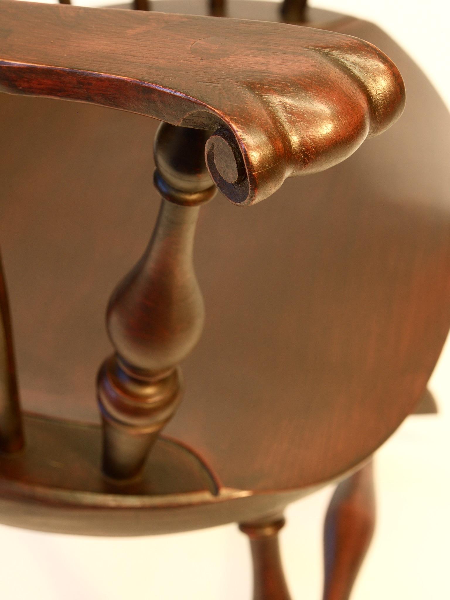 Carved Windsor Knuckle