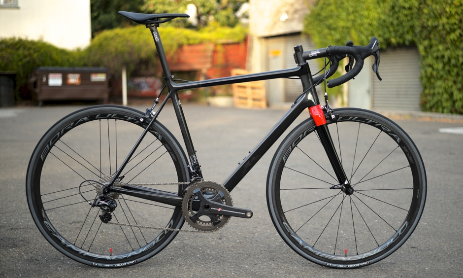 Cervelo's Final Project California, the RCa