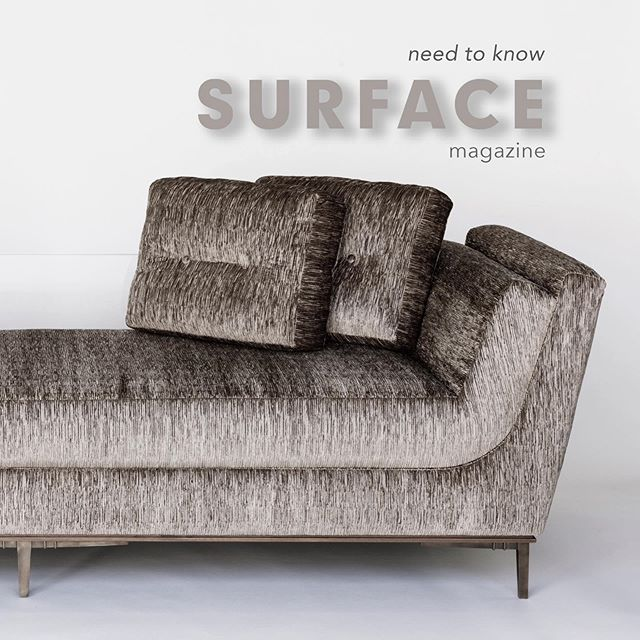A big thank you to @surfacemag for the wonderful bit of editorial they published about Baker Hesseldenz Studio today!  Click on the link in our bio to read it!  #beautiful #bakerhesseldenzstudio #furnituremanufacturers #furnituredesign #luxuryfurniture #high end residential #tucson #arizonaartisan #furnituredesigners #luxurydesign #furniture #bakerhesseldenz