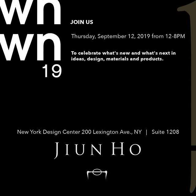 We are looking forward to seeing everyone at What's New, What's Next on September 12th at the Design Center in NYC.  200 Lexington Ave.  Baker Hesseldenz Studio is now represented by Jiun Ho NY (Suite 1208), and we will be debuting a host of pieces from the collection during the event.  Please do come by and say hello.  @jiunhony @jiunhoinc #designlife #interior_design #interiordesign #instadesign #furnituremanufacturers #furnituredesign #highendresidential #furnituredesigners #arizonaartisan #luxuryfurniture #furniture #bakerhesseldenzstudio #interior #beautifuldesign #luxurylifestyle #tothetrade