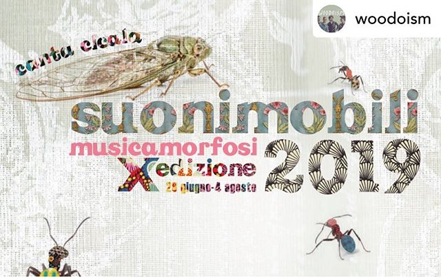 @woodoism is playing at this year's Suoni Mobili-Festival in #milano! 4th of august!  #jazz #festival #summer #suonimobili #musicamorfosi #woodoism #chamberjazz #livemusic #trombone #drums #swissmusic #concert #artistmanagement #musicmanagment