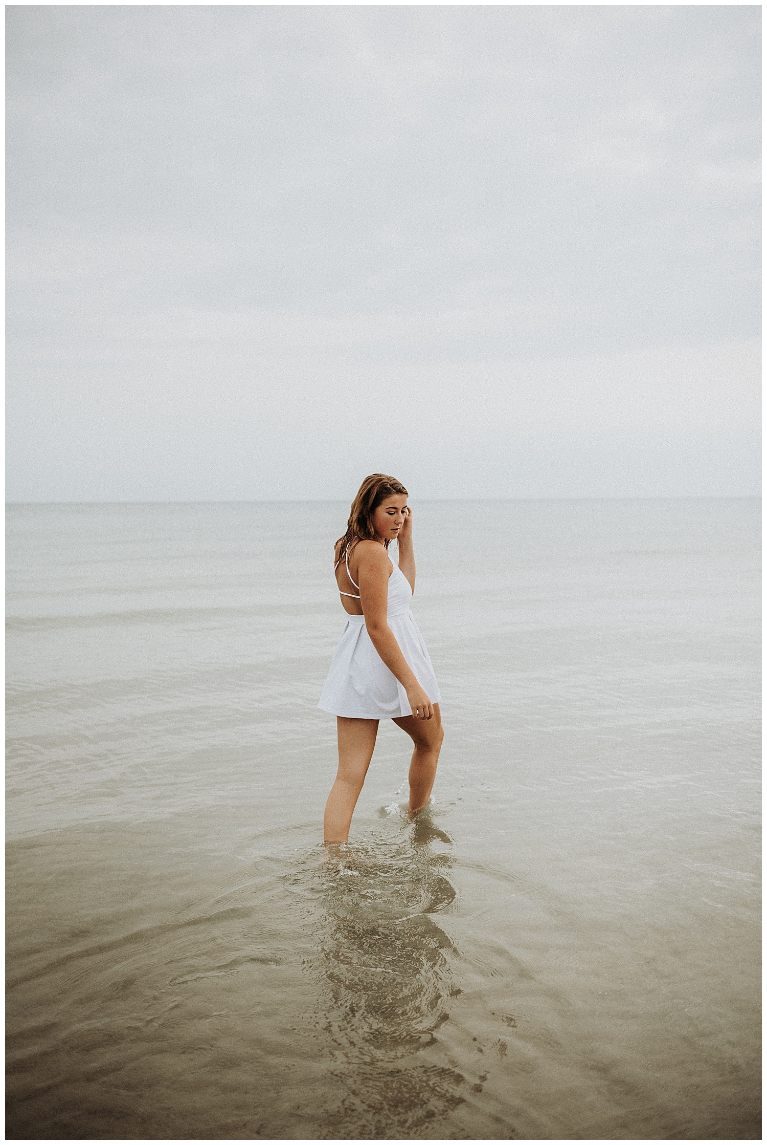 Holly McMurter Photographs | Prince Edward County Beach Boudoir