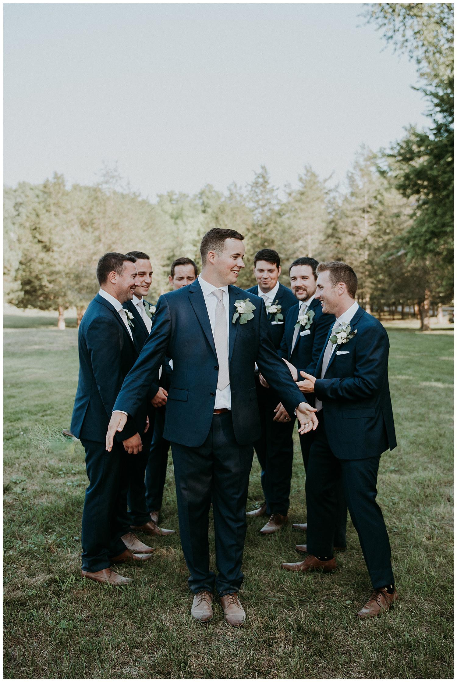 Holly McMurter Photographs | Prince Edward County Wedding Photography | Isaiah Tubbs Wedding On The Beach