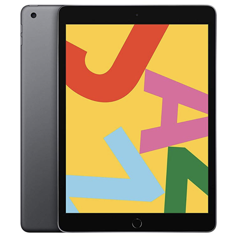 Budget-Friendly Apple iPad (10.2-Inch, Wi-Fi, 128GB)