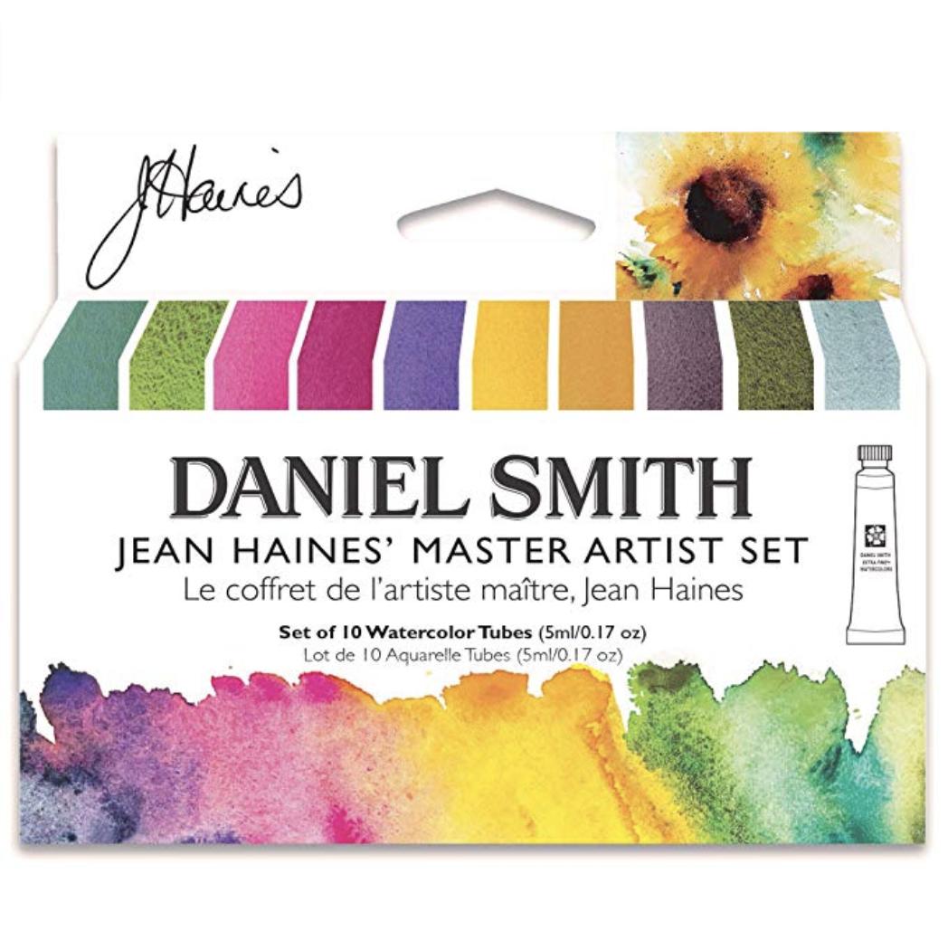 Daniel Smith Jean Haines' Master Artist Set