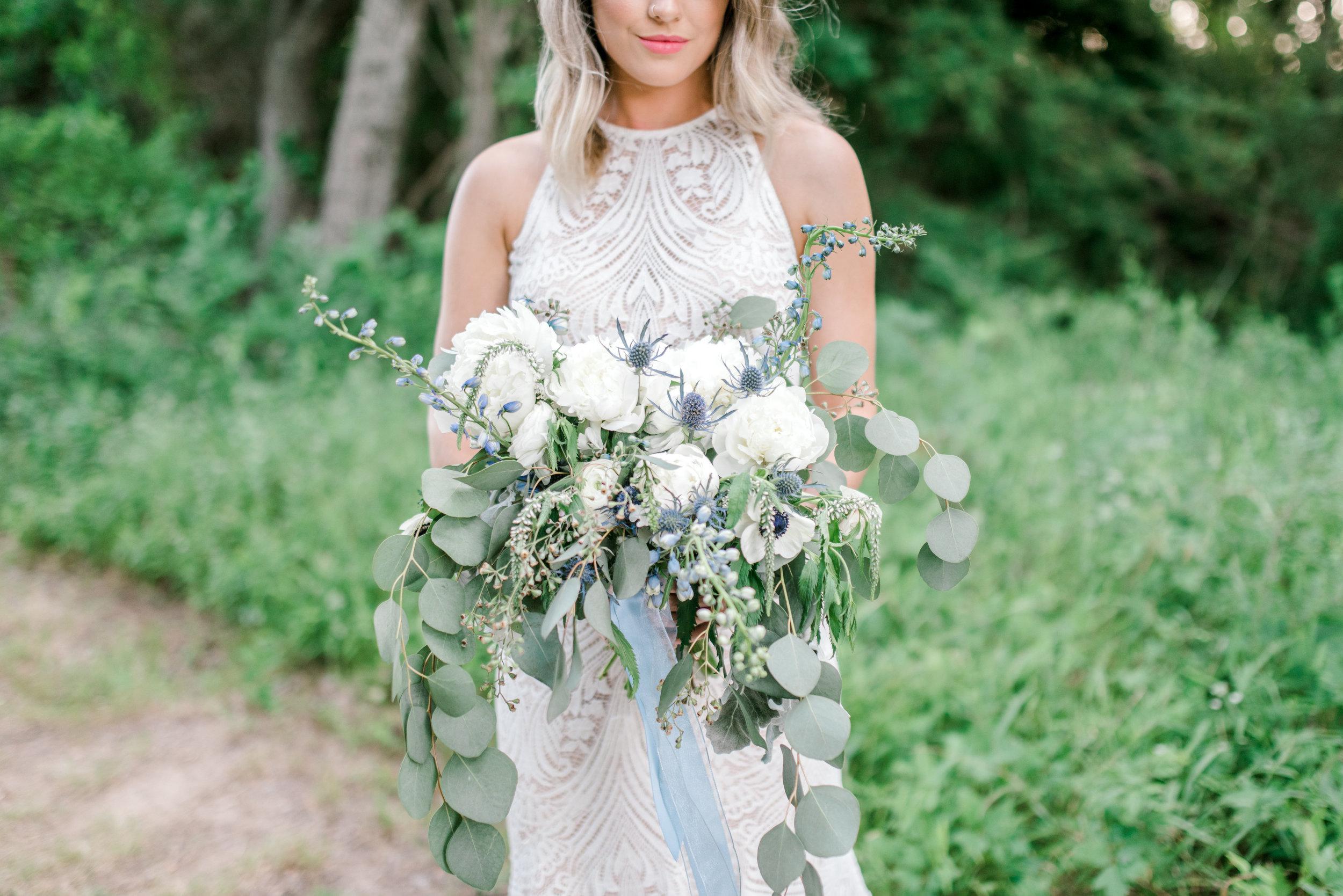 Fort-worth-wedding-planner-dallas-blue-wedding-dress-bridal-wedding-inspiration
