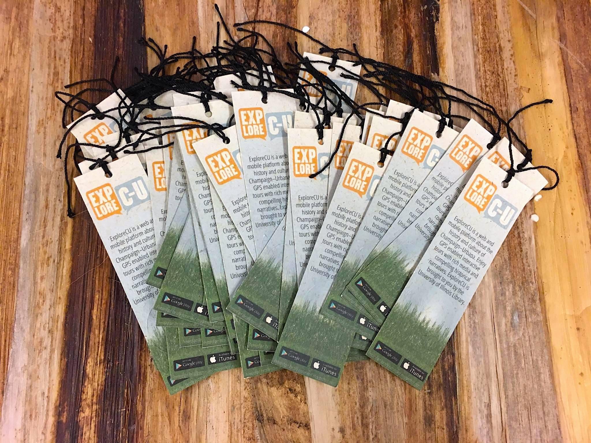 ExploreCU Bookmarks