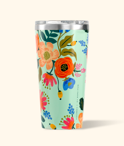 High Quality Floral Tumbler