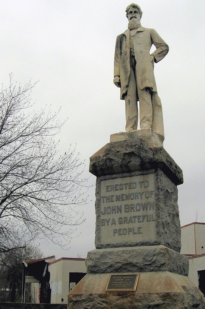 John Brown Statue - @kc_local - Katie Thompson