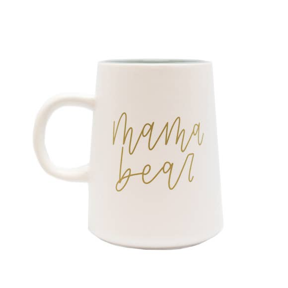 Mama Bear Ceramic Mug: $20.00