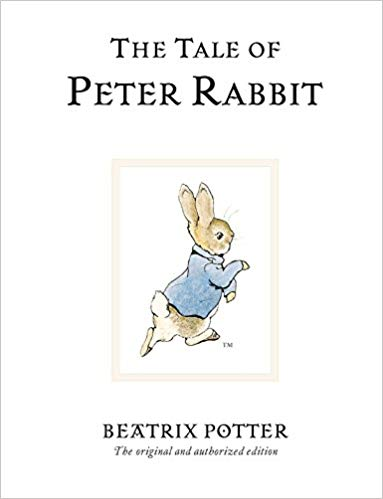 Peter Rabbit Hardback: $15.00