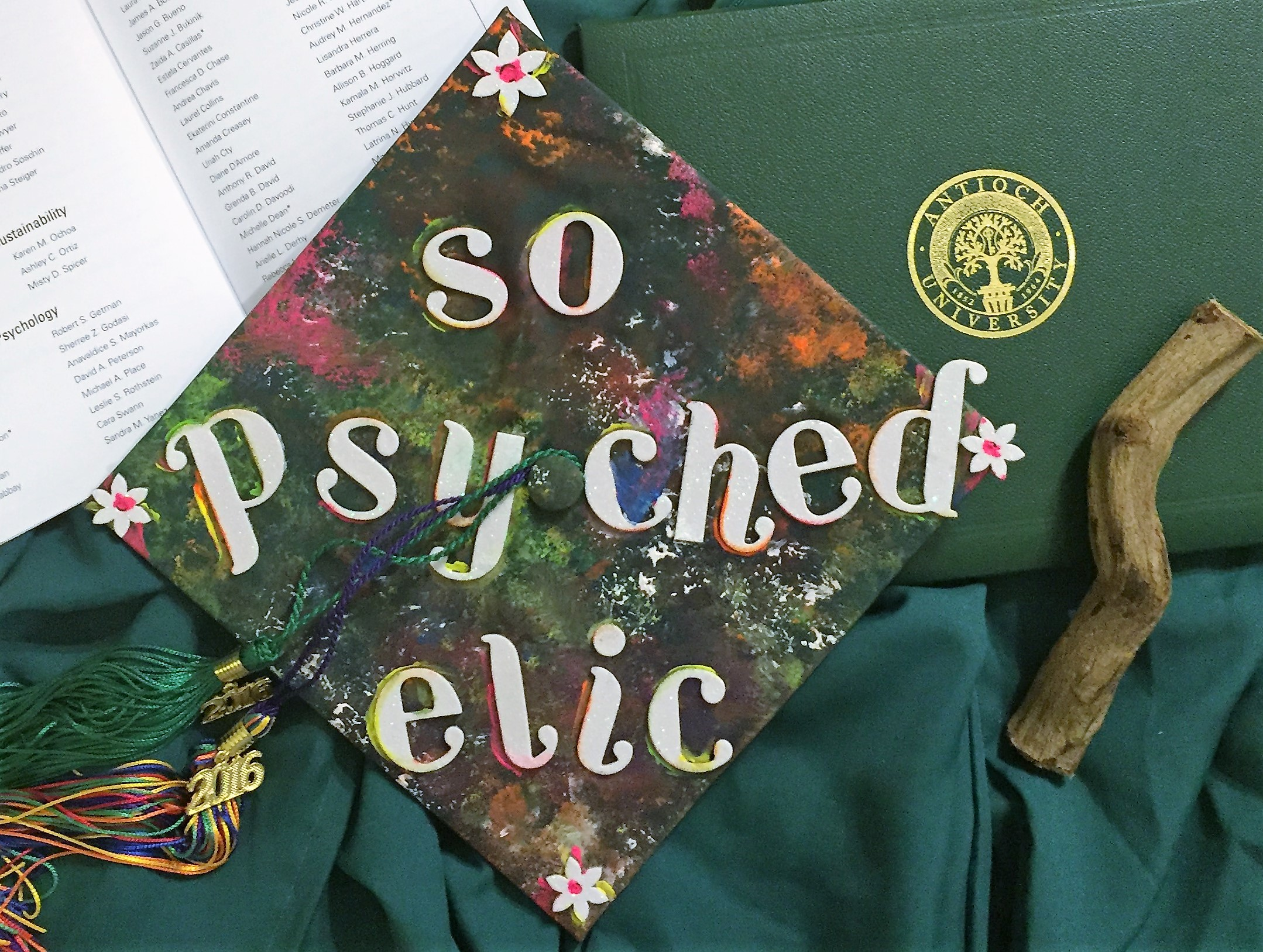 Psychedelic Education