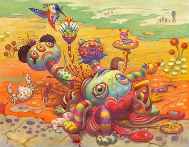 Art by Yoko D'Holbachi