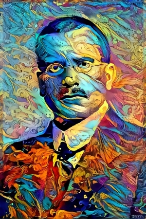 Psychedelic Carl Jung