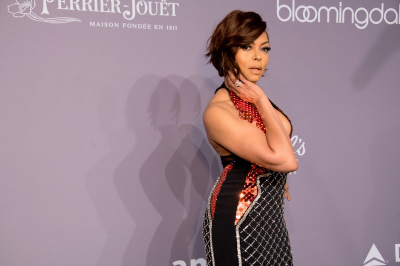 theroot.com  You know that feeling when you  know  you are killing it, and dare anyone to tell you different? I'm convinced that Taraji P. Henson must live in this perpetual state, because she has never met a red carpet that didn't love her.