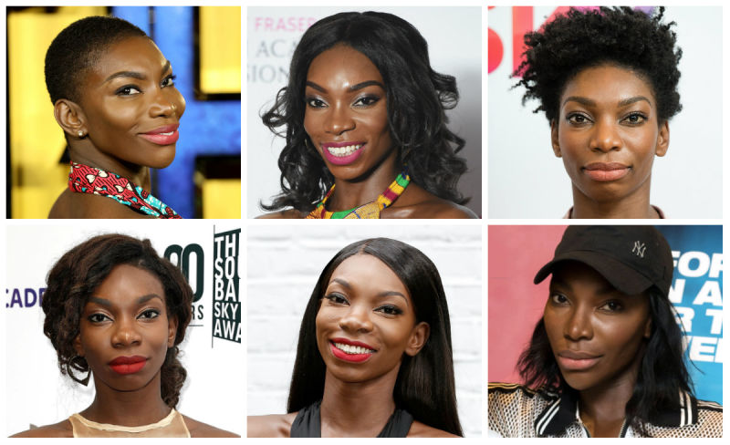theroot.com  Suffice to say, whether choosing a challenging new role or impressing us with her yoga skills on her highly entertaining Instagram page, Michaela Coel likes to push herself to new limits, and her hair is no exception.