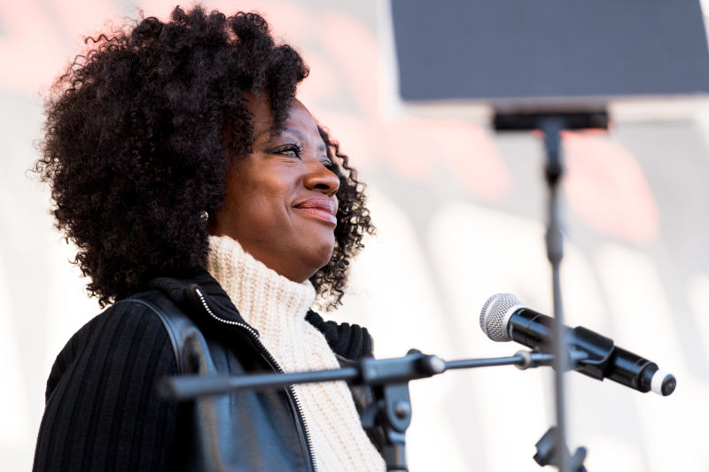 theroot.com  Viola Davis is sick of Hollywood's shit.