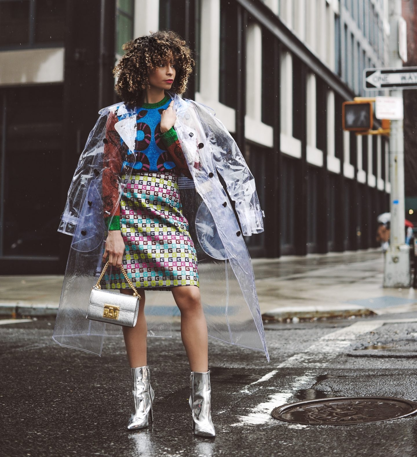 A compilation of street style trends from New York Fashion Week.