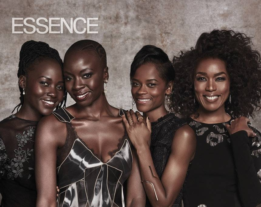 essence.com  While fans are excited to see Chadwick Boseman's T'Challa suit up and kick butt, they're just as excited to see the Dora Milaje, T'Challa's elite all-female guards, tackle a few bad guys.