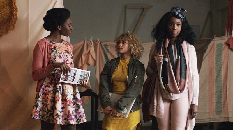 essence.com  Get into these ten webseries' by and for Black women that make binge-watching great again.